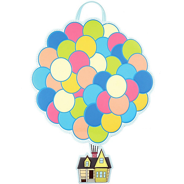 Funko Рюкзак Funko LF: Disney: Дом воздушный шар, WDBK0947 funko рюкзак funko disney minnie bow mini