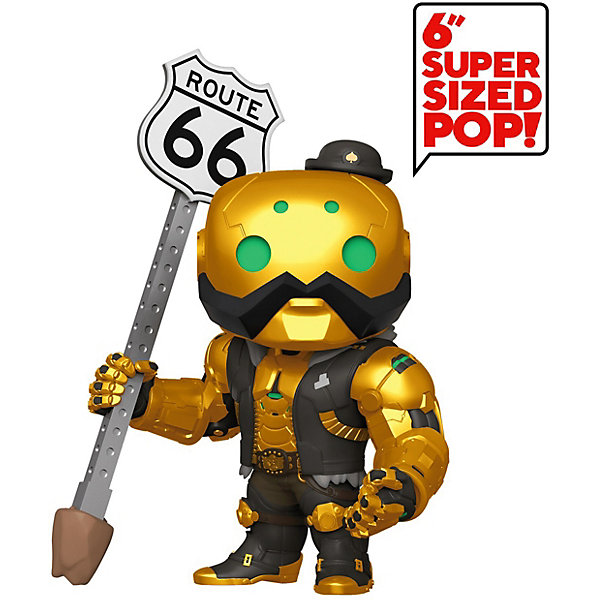 Funko Фигурка Funko POP! Vinyl: Games: Overwatch 6: Боб, 45339