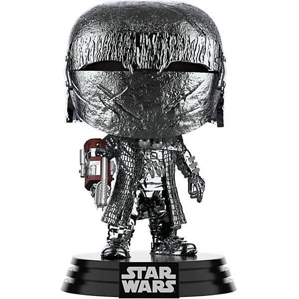 Funko Фигурка Funko POP! Bobble: Star Wars: Восхождение Скайуокера: Рыцарь Рен с пушкой Кора, CH 47244