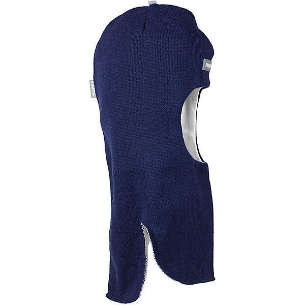 Купить Шапка-шлем HUPPA, Китай, темно-синий, 55-57, 47-49, 51-53, Мужской