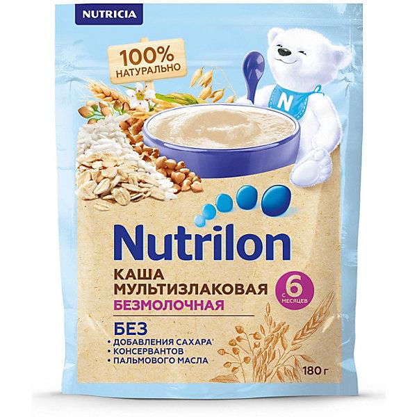 Nutrilon Безмолочная каша NUTRILON БК МУЛЬТИЗЛАК (6Х6) 180 г