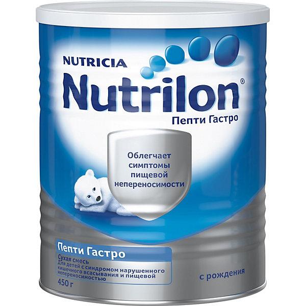 Nutrilon Специальная молочная смесь Nutrilon Пепти Гастро с 0 мес, 24 шт по 450 г