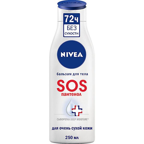Бальзам для тела Nivea SOS для очень сухой кожи, 250 мл