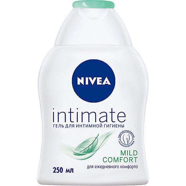 Купить Гель для интимной гигиены Nivea Intimate Mild comfort, 250 мл, Германия, Унисекс