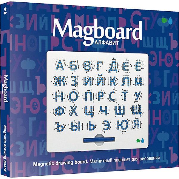 Назад к истокам Магнитный планшет для рисования Назад к истокам Magboard Алфавит графический планшет для рисования genius easypen i405x рабочая зона 4х5 5 дюймов стилус разрешение 2560dpi скорость 100dps горячих клавиш 28