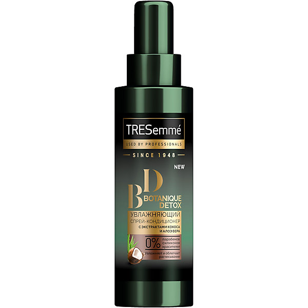 Спрей для волос Tresemme Botanique Detox увлажняющий, 300 мл