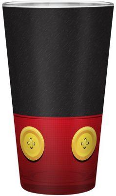 Микки Маус и его друзья Стакан ABYstyle: Disney: Large Glass: Микки Маус, 460 мл, ABYVER116 stor контейнер пластиковый stor микки маус 290 мл