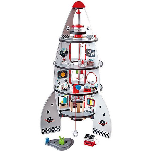Игровой набор Hape Четырехступенчатый космический корабль