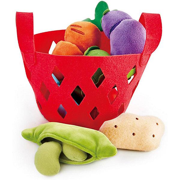 Игровой набор Hape Овощная корзина