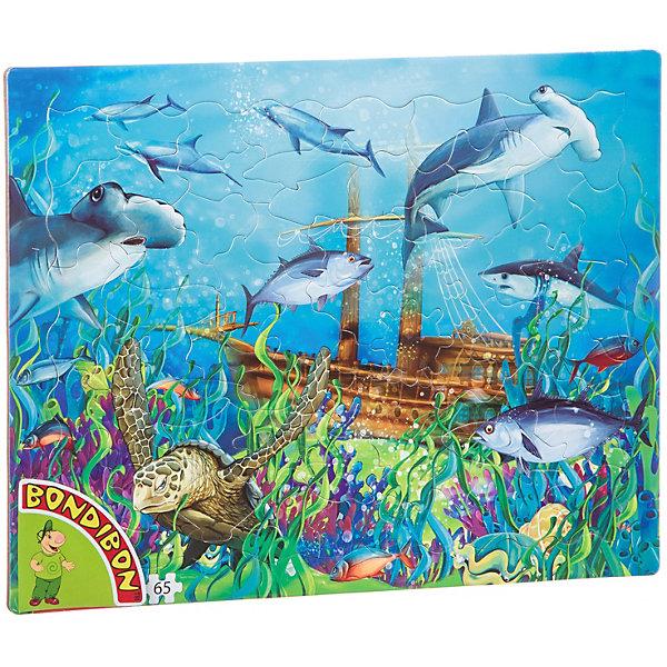 Купить Пазл Bondibon «Подводный мир», 65 деталей, Китай, Унисекс