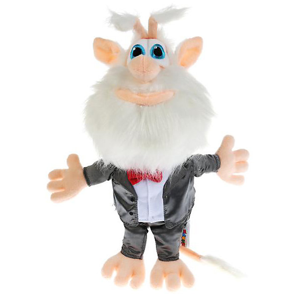 "Картинка для Мульти-Пульти Мягкая игрушка Мульти-Пульти ""Буба в костюме"", 20 см, без звука"