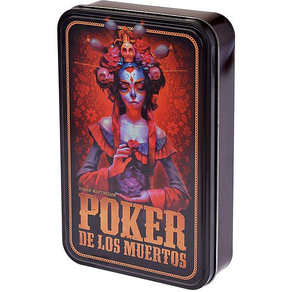 Купить Настольная игра Магеллан Покер мертвецов, Россия, Унисекс