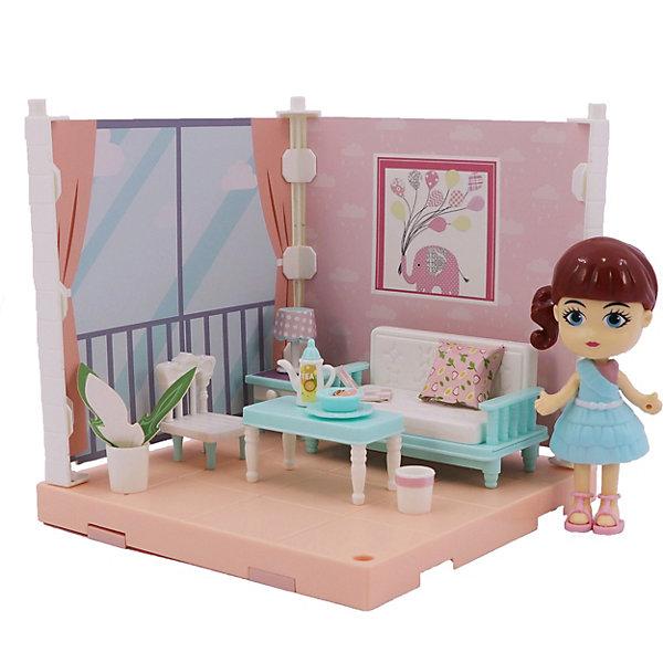 Купить Игровой набор Funky Toys Милый уголок Гостиная , Китай, разноцветный, Женский