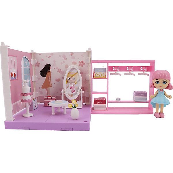 Купить Игровой набор Funky Toys Милый уголок Гардеробная , Китай, разноцветный, Женский