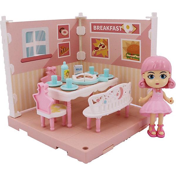 Купить Игровой набор Funky Toys Милый уголок Столовая , Китай, разноцветный, Женский