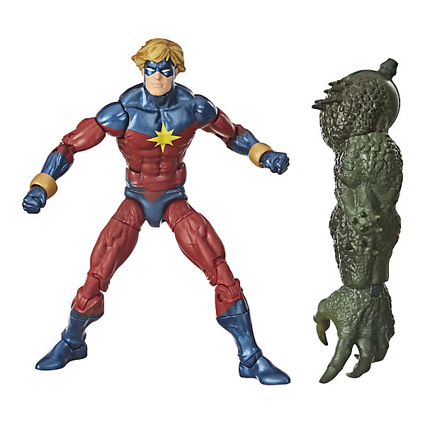 Hasbro Фигурка Marvel Legends Mar-Vell 15см E7347
