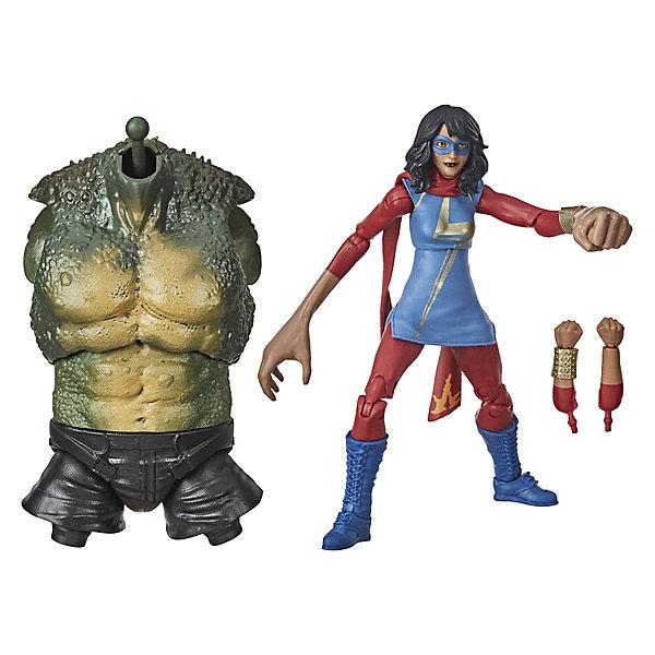 Hasbro Фигурка Marvel GamerVerse Avengers Ms. 15см E7347
