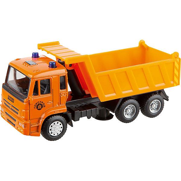 Serinity Toys Коллекционная машина Serinity Toys Самосвал КАМАЗ, 1:54