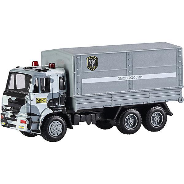 Serinity Toys Коллекционная машина Serinity Toys Грузовик КАМАЗ, 1:54
