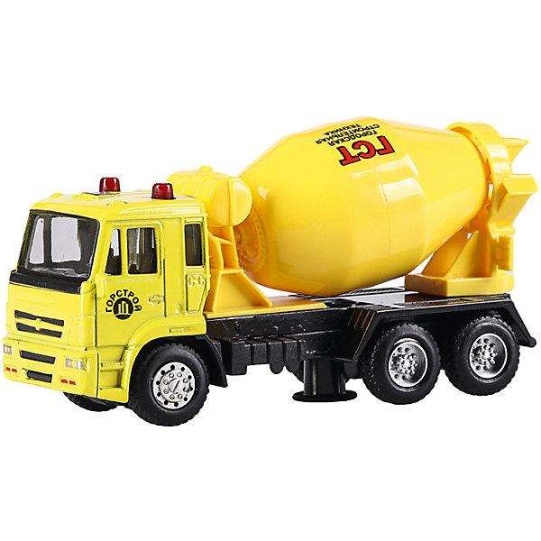 Serinity Toys Коллекционная машина Serinity Toys Бетономешалка КАМАЗ, 1:54