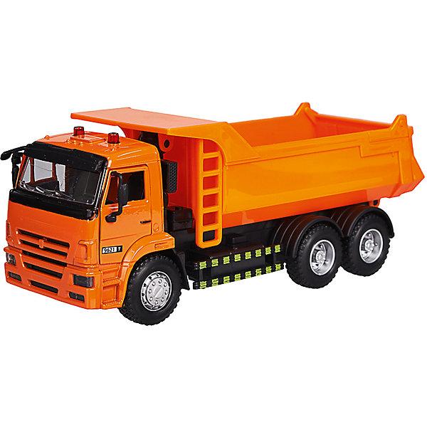 Serinity Toys Коллекционная машина Serinity Toys Самосвал КАМАЗ, 1:38