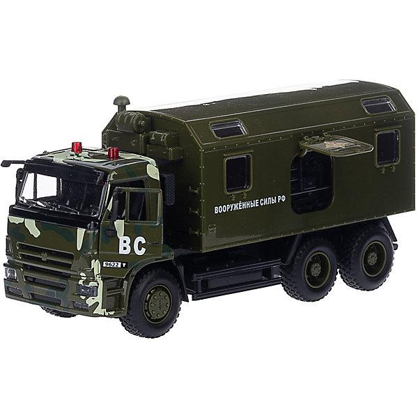 Serinity Toys Коллекционная машина Serinity Toys Грузовик КАМАЗ