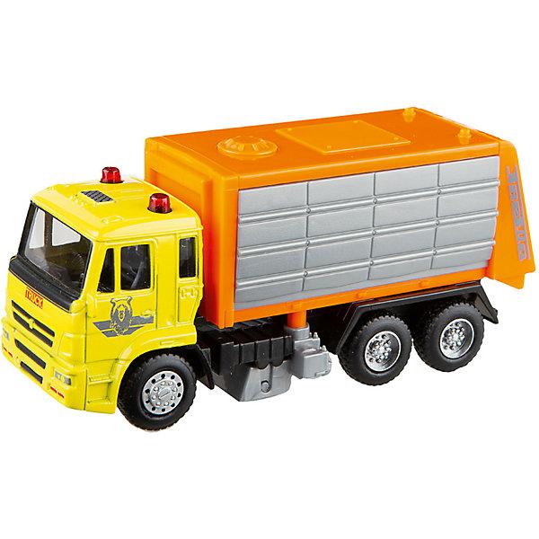 Serinity Toys Коллекционная машина Serinity Toys КАМАЗ, 1:54