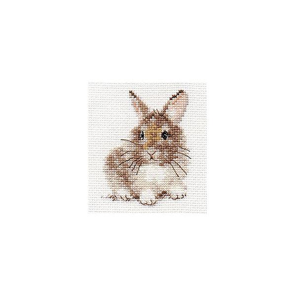 Фото - Алиса Набор для вышивания Алиса Крольчонок 7х9 см бяльская алиса опыт борьбы с удушьем