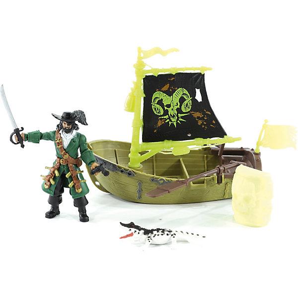 Игровой набор Chap Mei Пираты. На абордаж синий/красный  16693684