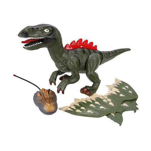 Купить Динозавр Наша Игрушка, на радиоуправлении, Китай, разноцветный, Унисекс