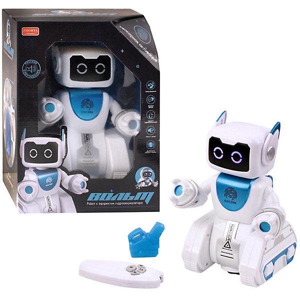 Купить Робот Zhorya Зет-Альфа на радиоуправлении, на гидроаккумуляторе, Китай, Мужской