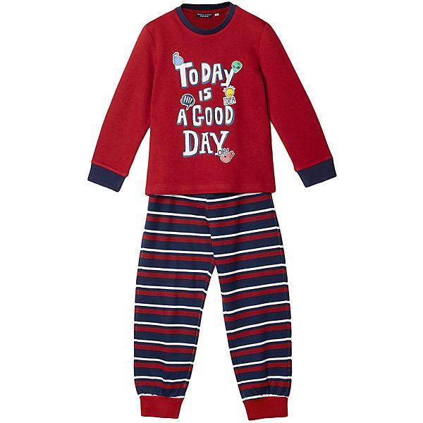 Пижама Original Marines красного цвета