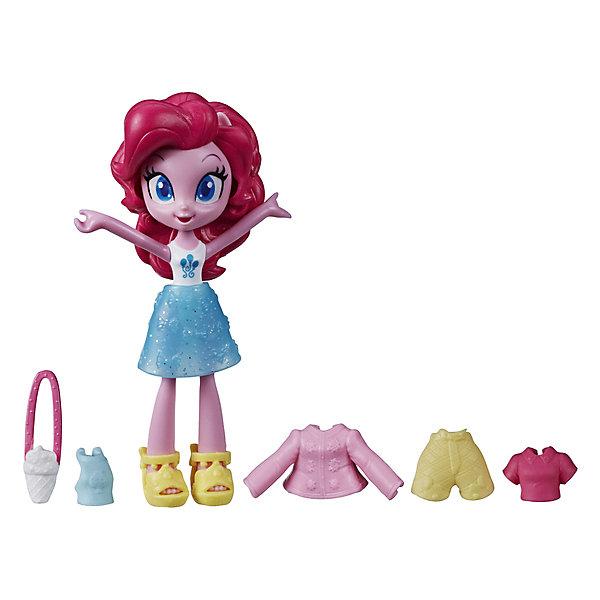 Купить Игровой набор My little Pony Девочки из Эквестрии Пинки Пай с нарядами, Hasbro, Вьетнам, разноцветный, Женский