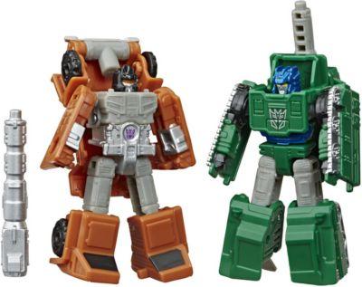 роботы transformers hasbro трансформеры 5 movie уан степ Hasbro Transformers Трансформеры Transformers Микромастер Офрайз Бомбшок и Гроул