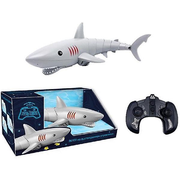 Радиоуправляемая акула Zhorya Shark, Китай, Унисекс  - купить со скидкой