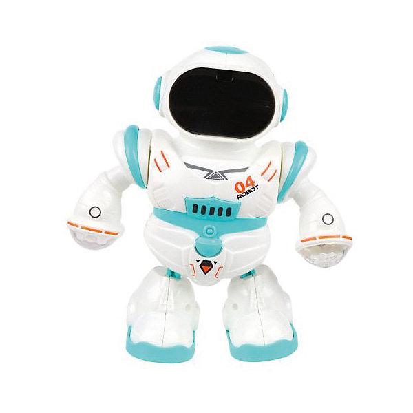 Купить Танцующий робот Наша игрушка, 20 см, Наша Игрушка, Китай, разноцветный, Унисекс