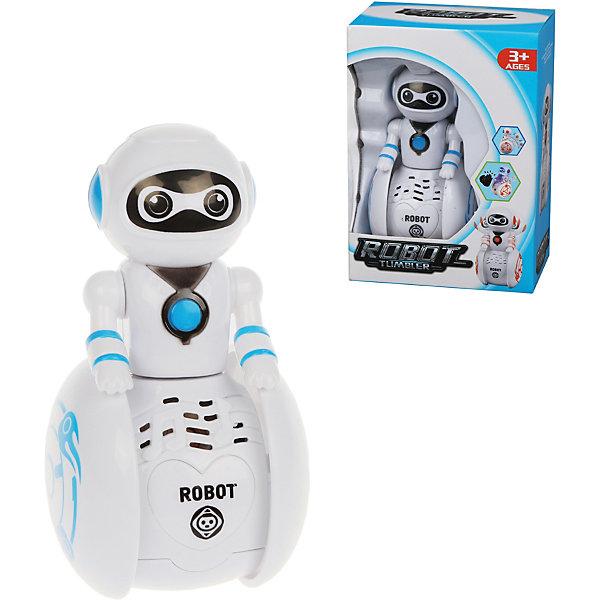 Купить Робот-неваляшка Наша игрушка, 11 см, Наша Игрушка, Китай, разноцветный, Мужской