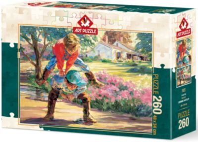 Art Puzzle Пазл Art Puzzle Чехарда, 260 деталей