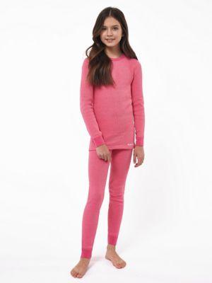 детское термобелье и флис Montero Термобелье для девочек Cotton Comfort Everyday MCLCCEG0102/