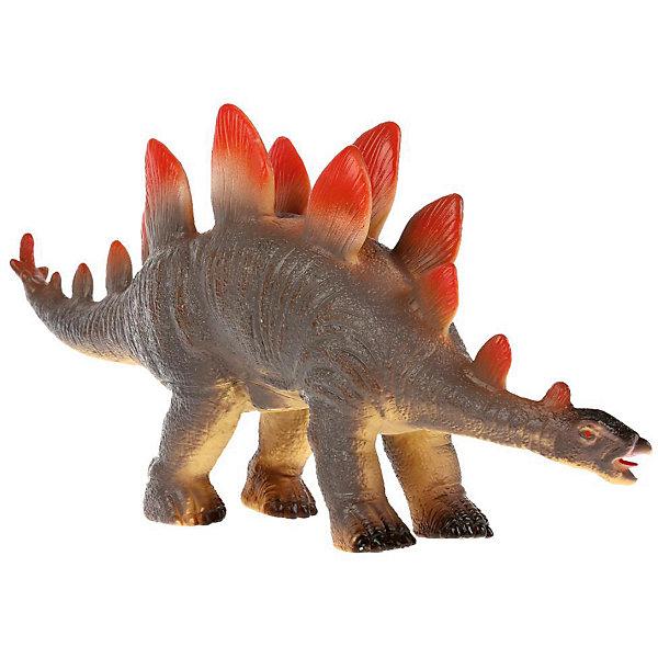 Купить Игровая фигурка Играем вместе Рассказы о животных Динозавр стегозавр, озвученная, Китай, Унисекс