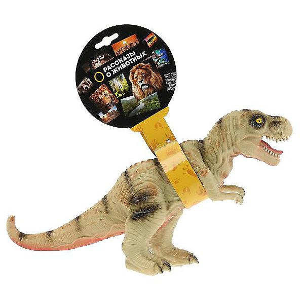 Игровая фигурка Играем вместе Рассказы о животных Динозавр тиранозавр, Китай, Унисекс  - купить со скидкой
