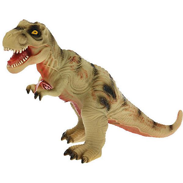 Купить Игровая фигурка Играем вместе Рассказы о животных Динозавр тиранозавр, озвученная, Китай, Унисекс