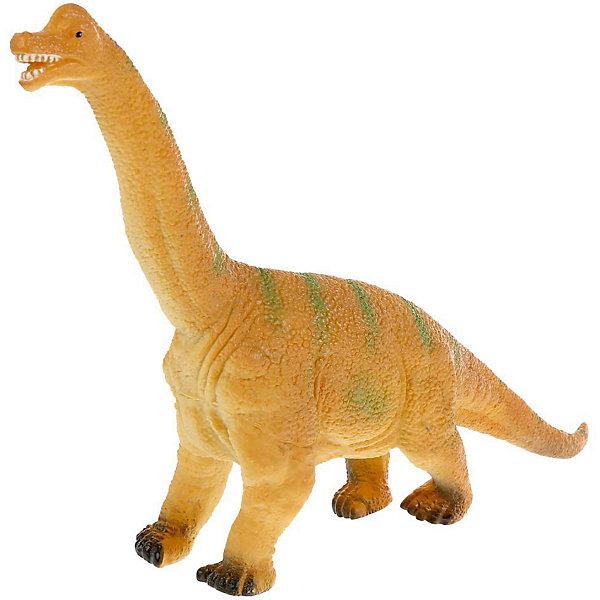 Купить Игровая фигурка Играем вместе Рассказы о животных Динозавр брахиозавр, озвученная, Китай, Унисекс