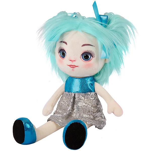 Купить Мягкая игрушка Maxitoys Dolls Кукла Карина 35 см, Китай, разноцветный, Унисекс