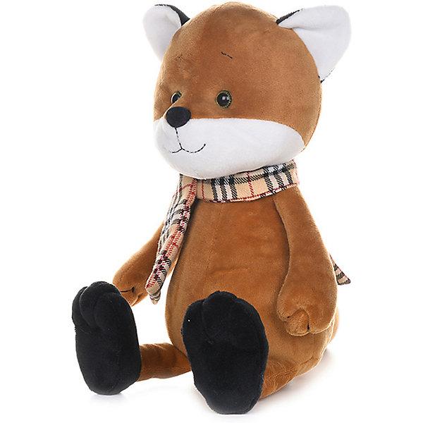 maxitoys мягкая игрушка maxitoys luxury slim лисичка с цветочком 33 см Maxitoys Мягкая игрушка Maxitoys Luxury Романтичный Лисенок 20 см