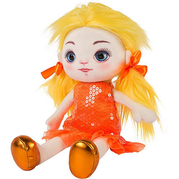 Купить Мягкая игрушка Maxitoys Dolls Кукла Милена 35 см, Китай, разноцветный, Унисекс