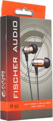 Фото - Fischer Audio Наушники Fischer Audio FA-912 боди el fa mei el fa mei mp002xw0er9c