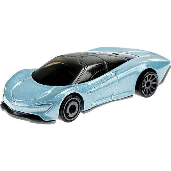Базовая машинка Hot Wheels McLaren Speedtail Mattel 16954623