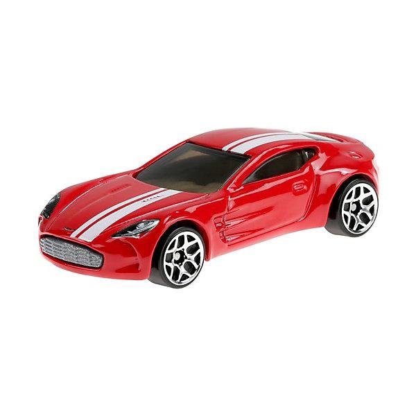 Базовая машинка Hot Wheels Aston Martin One-77 Mattel 16954635