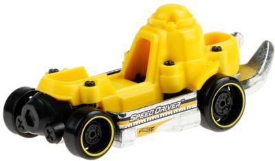 Hot Wheels Базовая машинка Hot Wheels Speed Driver mattel базовая машинка hot wheels 91 gmc syclone